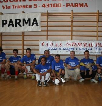 Torneo per l'Abruzzo ADAS/FIDAS
