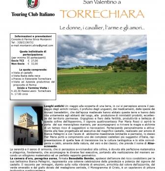 Con il Touring a Torrechiara