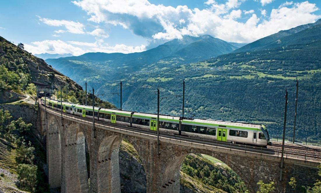 Svizzera – Il trenino verde
