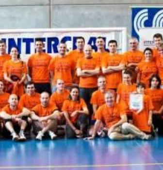 8° Torneo di pallavolo misto Intercralparma