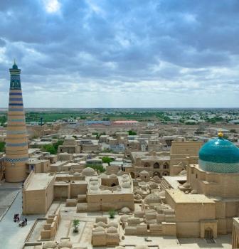 Tour dell'Uzbekistan