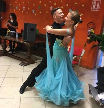 Musica e danze a Villa Celestina Negri