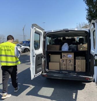 COVID 19 – Cercasi volontari consegna beni prima necessità