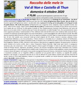 Val di Non e Castello di Thun