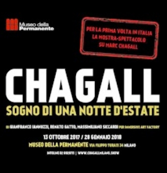 Milano – Chagall in mostra