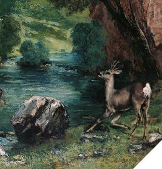 Ferrara – Courbet e la natura