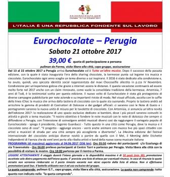 Eurochocolate 2017