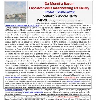 Genova – Da Monet a Bacon