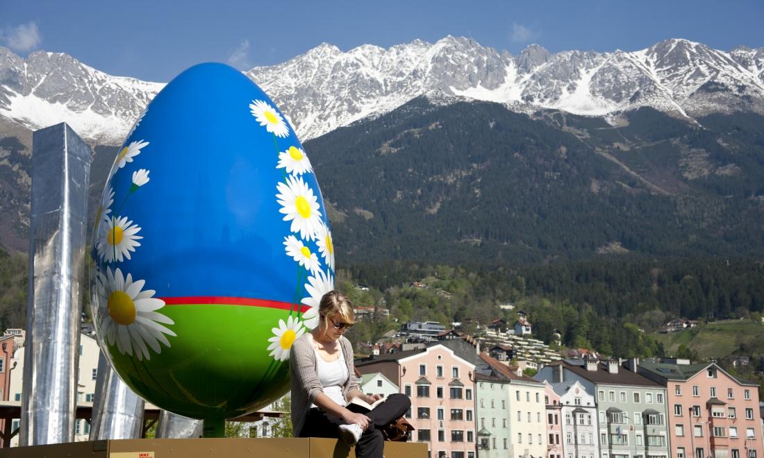 Innsbruck – mercatini di Pasqua