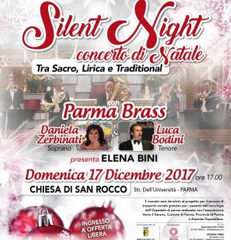 Natale 2017 – Concerto Silent Night