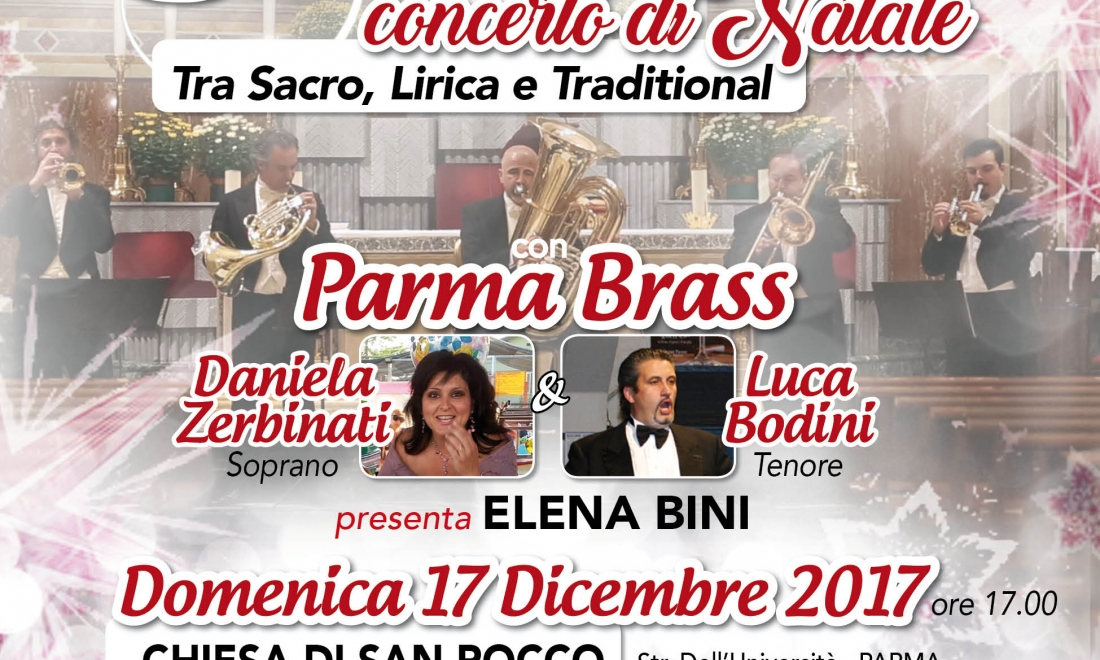 Natale 2017 – Concerto Silent Night