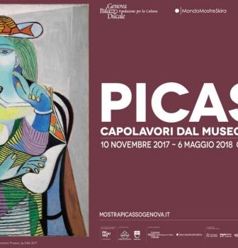 Picasso – Da Parigi a….Genova