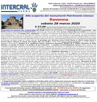 Ravenna – I monumenti UNESCO