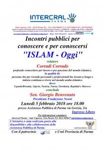 INCONTRO ISLAM 25022018