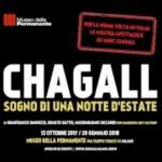 2018 gennaio Milano Chagall