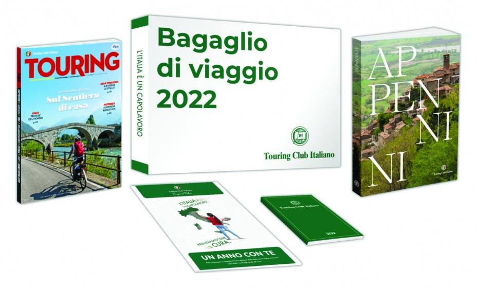 TOURING BAGAGLIO VIAGGIO LOCAND 2022