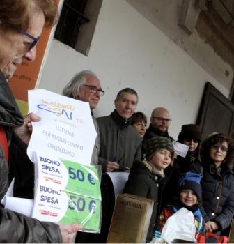 Estrazioni lotteria Centro Oncologico Parma