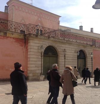 A Bari con volo da Parma
