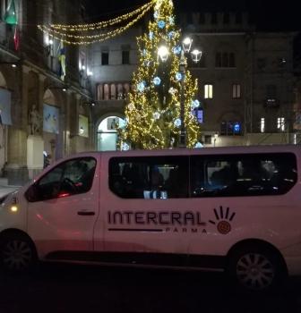 Natale 2019 – Gli ospiti del Gulli e le luminarie di Parma